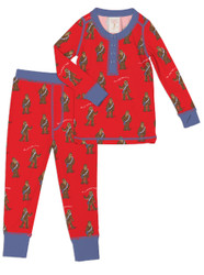 Chewbacca Long John PJ Set (MK01012)