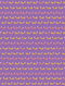 Purple Teeny Foxes