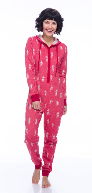 Storm Trooper Sparkle Onesie (M01829)