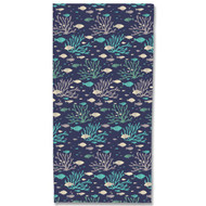 Coral Fish Beach Towel