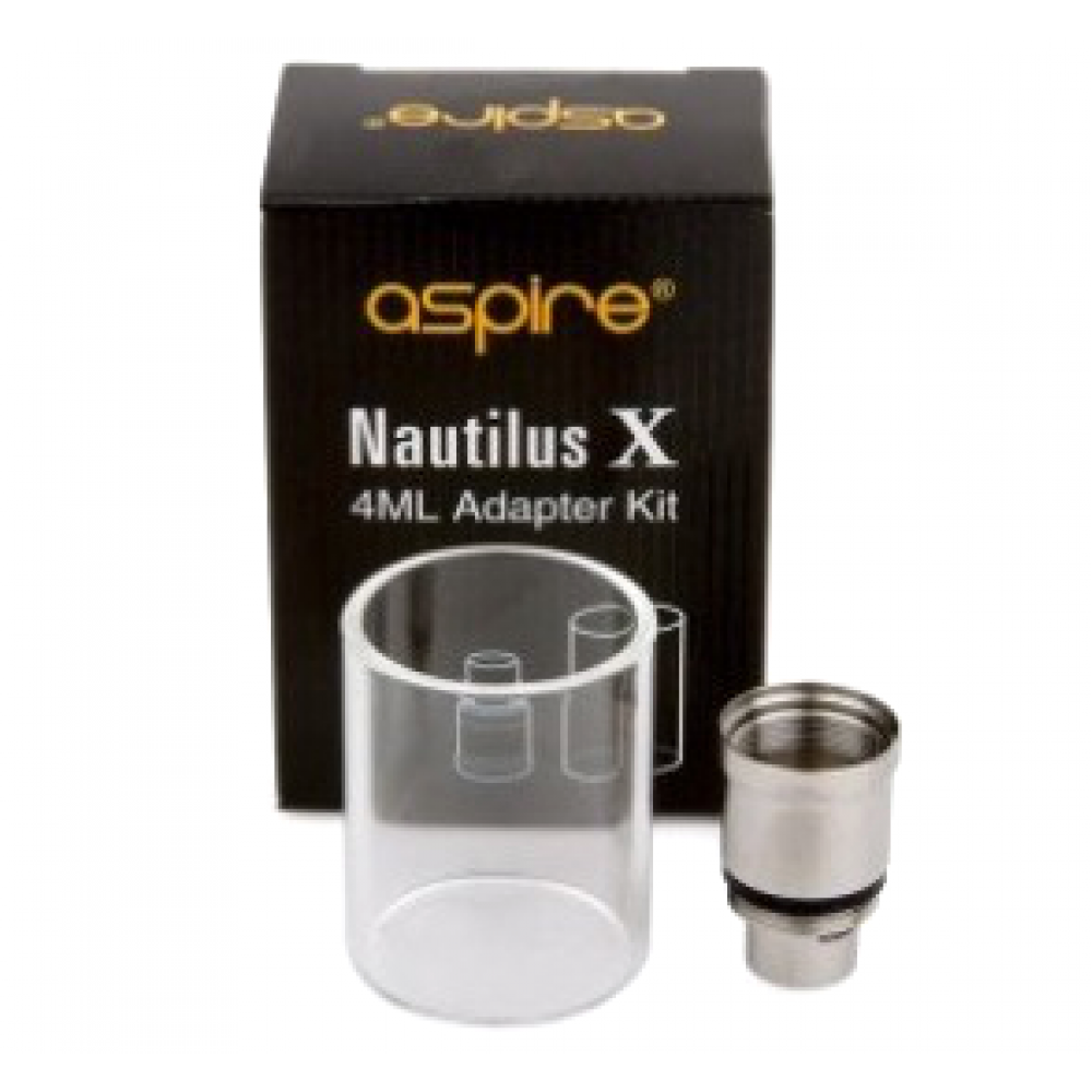 The Vape Mall Nautilus X Adapter