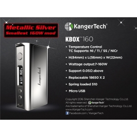Kanger Kbox 160w