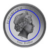 2017 Tokelau Year of the Rooster Base Metal Composite Coin