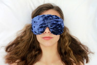 Majestic Purple Eye Mask