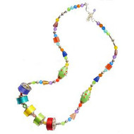 """Just Bobbin Along"" Bobbin Necklace"