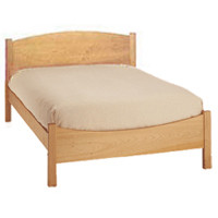 Pacific Rim Combo Bed Frame Maple Grace