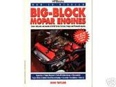 1968 1969 ROADRUNNER BIG BLOCK ENGINE REBUILD & INTERCH