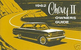 1962 CHEVY ll OWNERS MANUAL