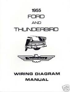 1955 ford thunderbird wiring diagram manual mjl motorsports com rh mjlmotorsports com 1955 ford wiring schematic for lights 1955 ford wiring harness