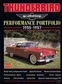 1955 1956 1957 THUNDERBIRD PERFORMANCE PORTFOLIO
