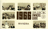 1966 BUICK RIVIERA OWNER'S MANUAL
