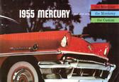 1955 MERCURY SALES BROCHURE