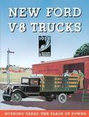1934 FORD V-8 TRUCK SALES BROCHURE-80HP