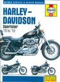 1970 THRU 2010 883 1000 1100 1200 HARLEY-DAVIDSON SPORSTER SHOP MANUAL