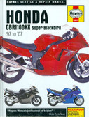 97 98 99 2000 01 02 03 04 05 06 07 HOHDA CBR 1100XX SUPER BLACKBIRD SHOP MANUAL