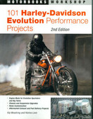 101 HARLEY-DAVIDSON EVOLUTION PERFORMANCE PROJECTS