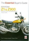 1972 73 74 75 76 KAWASAKI Z1 900 BUYER'S GUIDE-COVERS Z1 Z1A Z1B Z900 KZ900