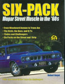 1969-71 440 340 SIX PACK-MOPAR STREET MUSCLE IN THE 60s-OUT OF PRINT