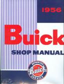 1956 BUICK SHOP MANUAL-ALL MODELS