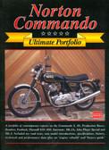 1968 69 70 71 72 73 74 75 76 77 NORTON COMMANDO ULTIMATE PERFORMANCE PORTFOLIO