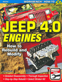 1987 91 92 93 94 95 96 97 98 99 05 06 JEEP 4.0 ENGINES-REBUILD & MODIFY