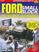 289 302 351W BOSS 302 351W 351C 351M FORD SMALL BLOCK ENGINE INTERCHANGE MANUAL