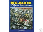 68 69 70 71 CORONET BIG BLOCK PERF MODS-1963-71