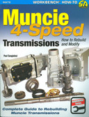 GM MUNCIE 4-SPEED TRANSMISSION-REBUILD OR MODIFY-1963 ON