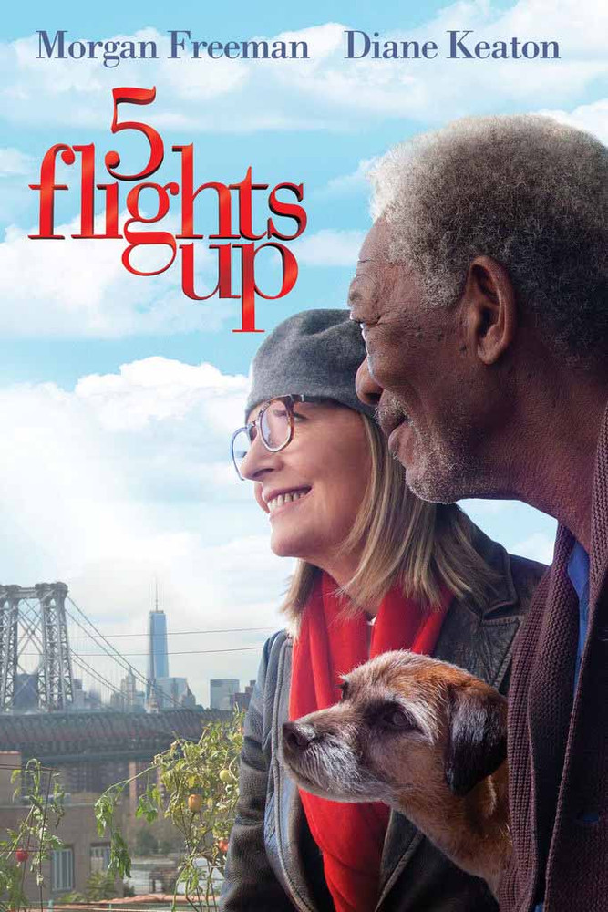 5 Flights Up [UltraViolet HD or iTunes via Movies Anywhere]