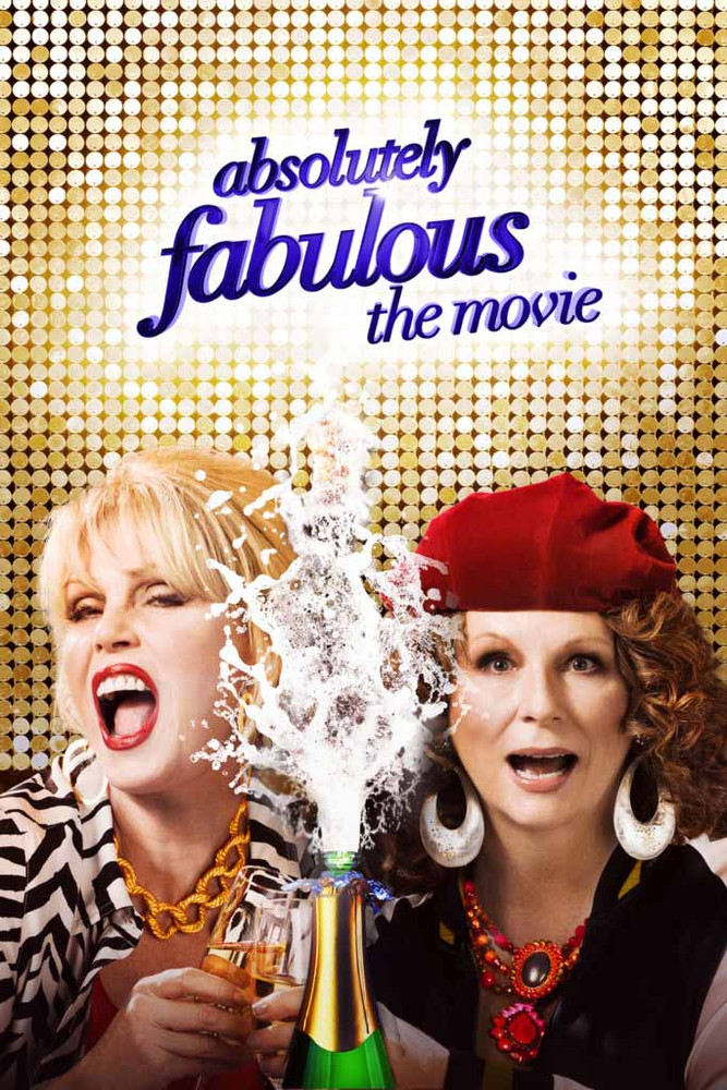 Absolutely Fabulous The Movie [UltraViolet HD]