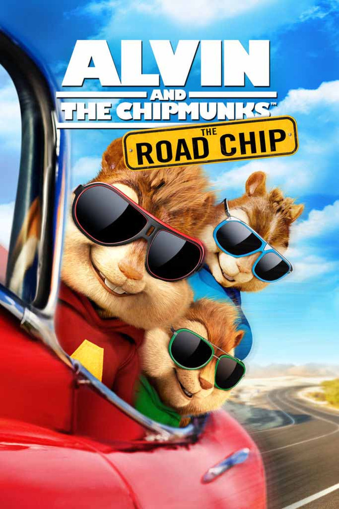 Alvin and the Chipmunks: The Road Chip [UltraViolet HD or iTunes HD]