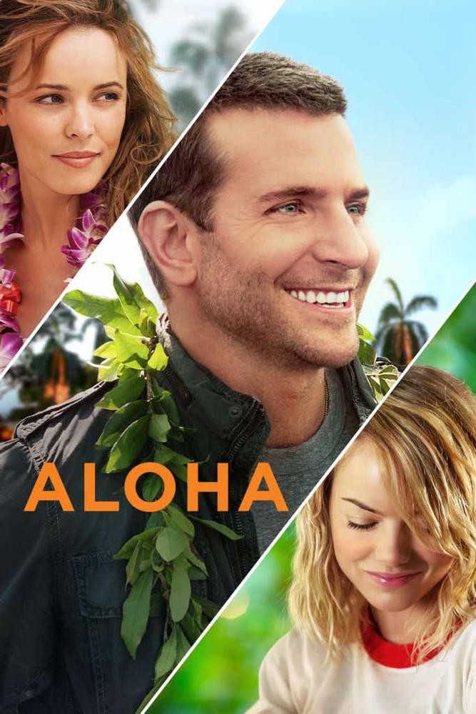 Aloha [UltraViolet HD or iTunes via Movies Anywhere]