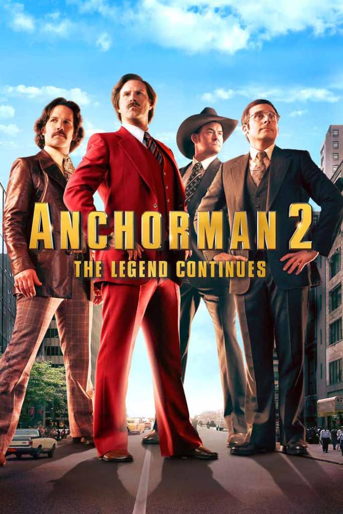 Anchorman 2 [UltraViolet HD]