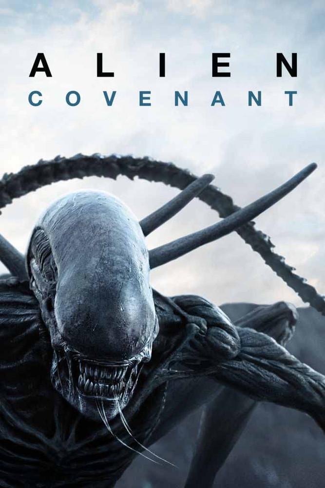 Alien Covenant [UltraViolet HD or iTunes HD]