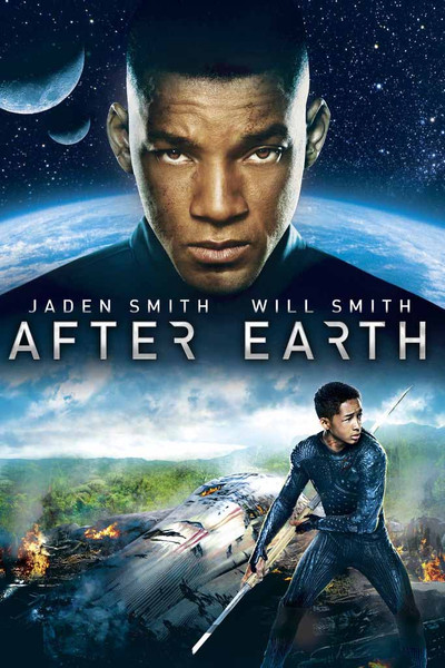 After Earth [UltraViolet HD or iTunes via Movies Anywhere]