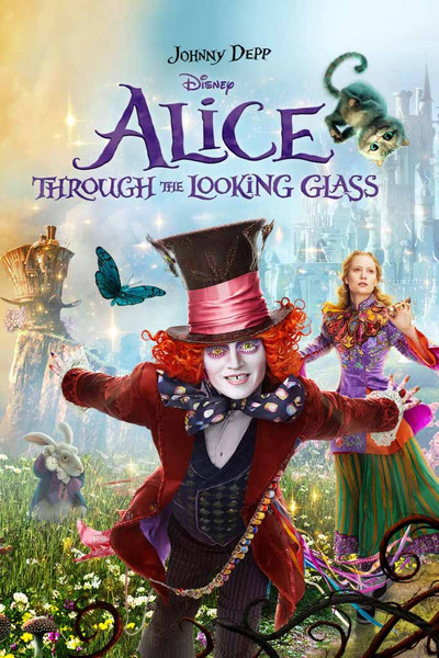 Alice Through The Looking Glass [Disney Movies Anywhere (DMA)]