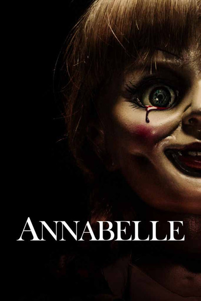 Annabelle [UltraViolet HD or iTunes via Movies Anywhere]