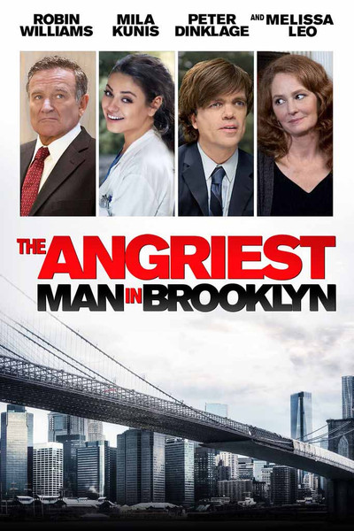 The Angriest Man in Brooklyn [UltraViolet SD]