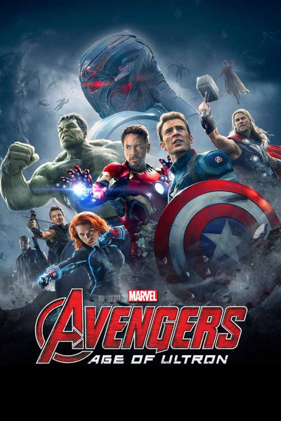 The Avengers: Age of Ultron [Disney Movies Anywhere (DMA)]