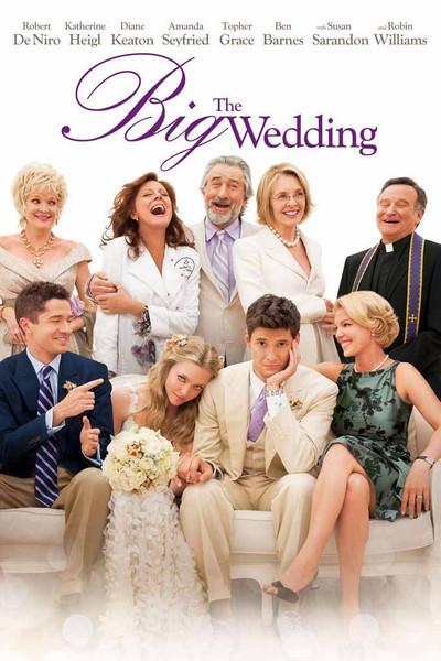 The Big Wedding [UltraViolet HD]