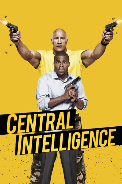 Central Intelligence [UltraViolet HD or iTunes via Movies Anywhere]