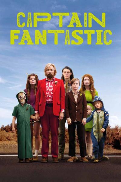 Captain Fantastic [UltraViolet HD]