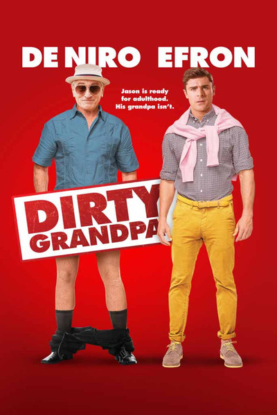 Dirty Grandpa [UltraViolet HD] UNRATED BUNDLE