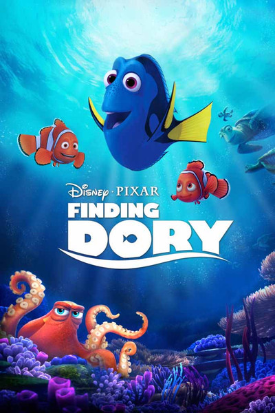 Finding Dory [Disney Movies Anywhere (DMA)]