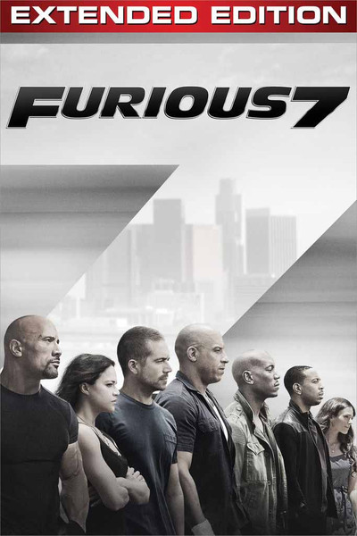 Furious 7 (Extended Edition) [UltraViolet HD]