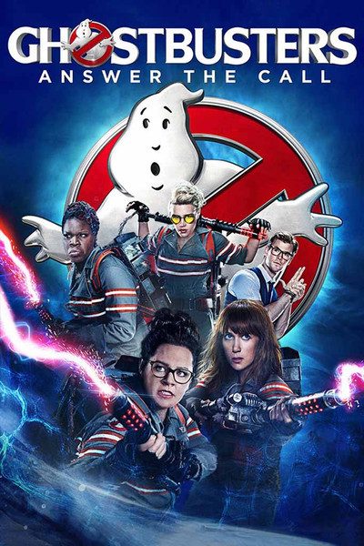 Ghostbusters Answer the Call [UltraViolet HD or iTunes via Movies Anywhere]