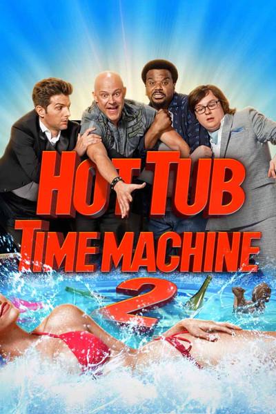 Hot Tub Time Machine 2 [iTunes HD]