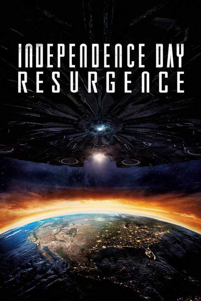 Independence Day Resurgence [UltraViolet HD or iTunes HD]