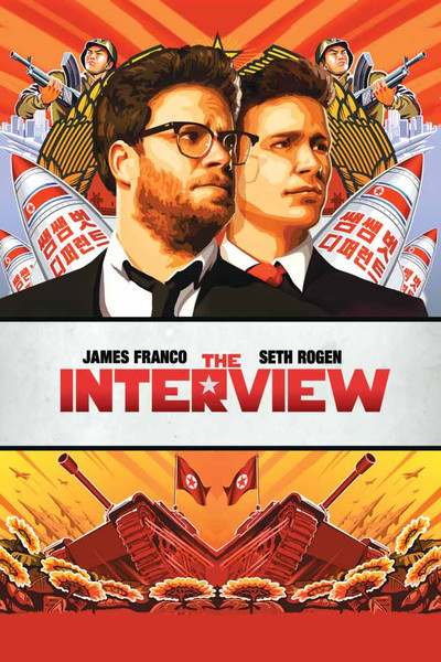 The Interview [UltraViolet HD or iTunes via Movies Anywhere]