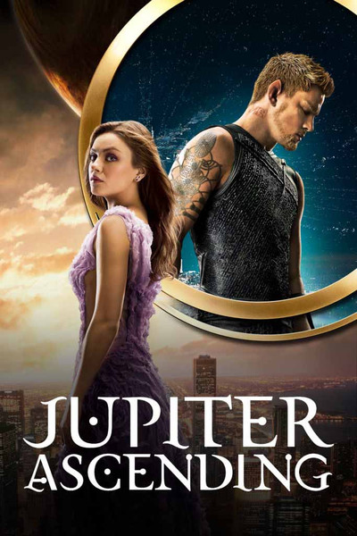 Jupiter Ascending [UltraViolet HD or iTunes via Movies Anywhere]